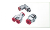 Push-in fittings and connectors KA